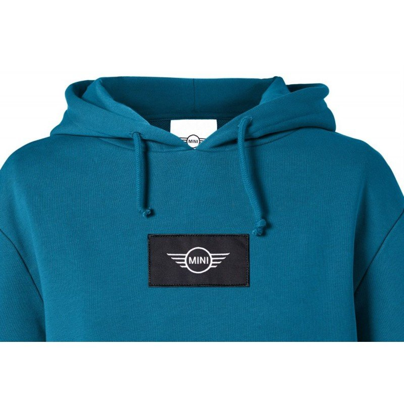 Женская толстовка MINI Logo Patch Sweatshirt Woman's, Island